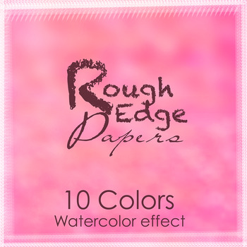 Backgrounds Digital Paper Watercolor Effect
