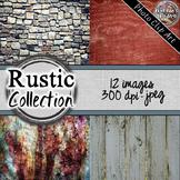 Rustic Digital Paper
