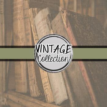 Vintage Digital Paper