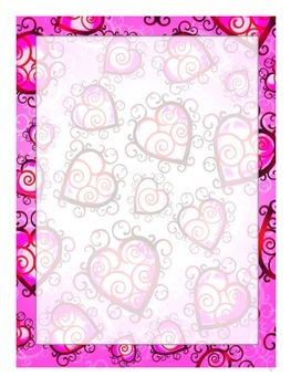 Backgrounds & Frames for Valentine's day