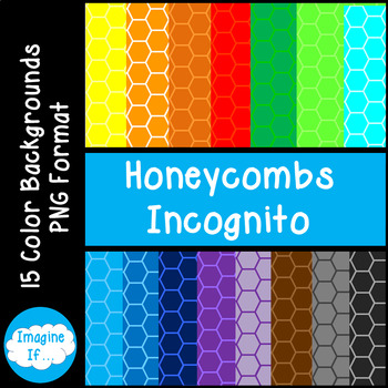 Backgrounds-Honeycombs