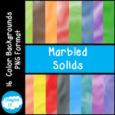 Backgrounds-Marbled Solids