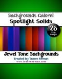Backgrounds Spotlight Solid Colors Digital Paper Clip Art