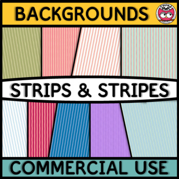 Backgrounds and Frames - Strips and Stripes