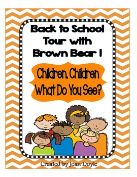 Back to School Tour with Brown Bear