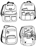 Backpack ID Expert- Functional Text Activity