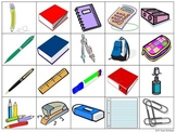 Backpack Vocabulary
