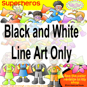 Backpack Kids Superheros Line Art Kids Super Heros Line Art Superhero Kids