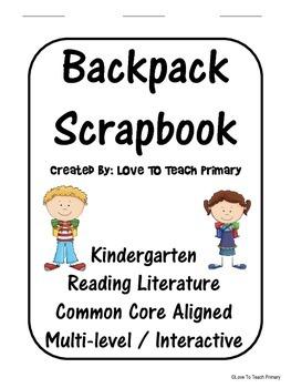 Kindergarten Literature
