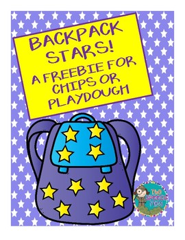 Backpack Stars - A Freebie!
