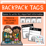 Backpack Tags