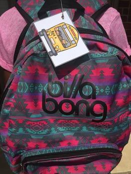 Dismissal Backpack Tags