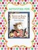 Back to School, Read Aloud, Literacy Activities BUNDLE
