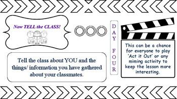 BacktoSchool Activities
