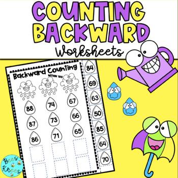 Backward Counting 0-100