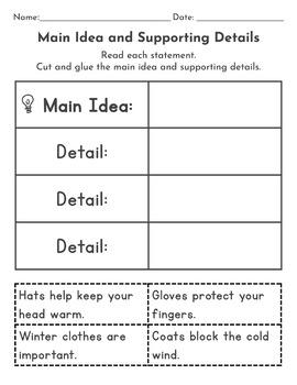 Backwards Design Unit Plan- Informational Text {1st Grade Common Core Standards}