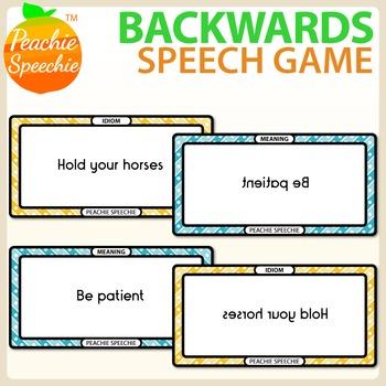 Backwards Idioms