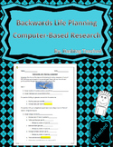 Backwards Life Planning Computer-Based Research Project