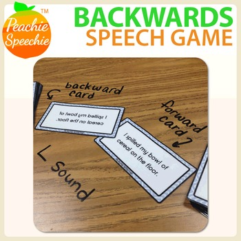 Backwards Speech