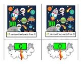 Backwards counting spaceship game, 11-0, 21-0, 41-0