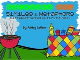 Backyard BBQ Similes & Metaphors {DIFFERENTIATED Activity Pack}
