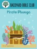 Backyard Bible Club: Pirate Plunge BUNDLE