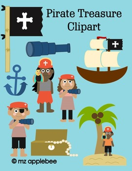 Backyard Bible Club: Pirate Plunge BUNDLE by Mz Applebee | TpT