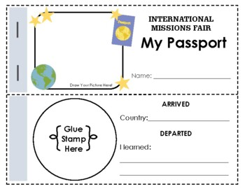 Backyard Bible: The Great Global Missions Fair