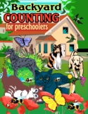 Backyard Counting for Preschoolers