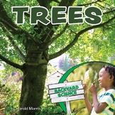 Backyard Science - Trees -Read-along ebook
