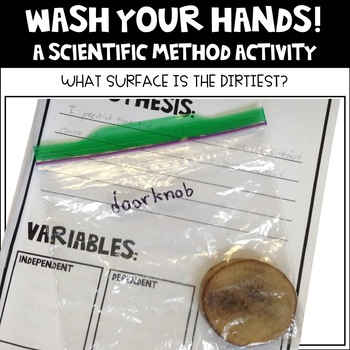 Bacteria Growth: A Scientific Method Activity