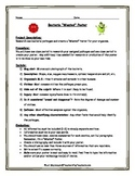 """Cells: Bacteria """"Wanted"""" Poster Project"""