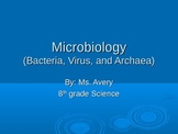 Bacteria and Virus Power Point