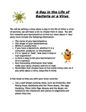 Bacteria and Viruses Story