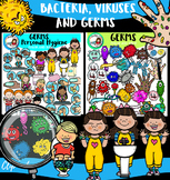 Bacteria, viruses and germs- Personal Hygiene- 93 items!