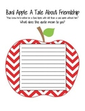 Bad Apple: A Tale About Friendship