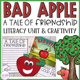 Bad Apple Literacy Unit and Craftivity
