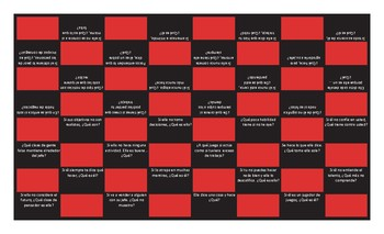 Bad Bosses are Bad Business Spanish Checker Board Game