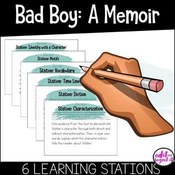 Bad Boy: A Memoir Learning Stations