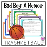 Bad Boy: A Memoir by Walter Dean Myers Trashketball Review Game