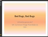 Bad Bugs, Bad Bugs!