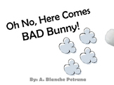 Bad Bunny Emergent Reader Level A or B