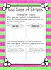 Bad Case of Stripes 10 reading/language study activities-