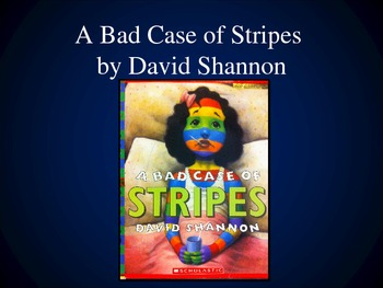 Bad Case of Stripes | Collaborative Conversations | Tier 2 Vocabulary |Text Talk