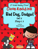 Bad Dog, Dodger! Close Reading 2nd Grade Reading Street Story 5.3
