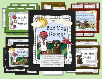 Bad Dog, Dodger - Reading Street, 2nd Grade, 2013