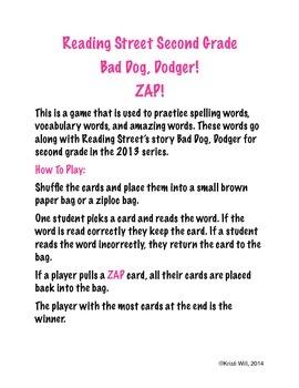 Bad Dog, Dodger ZAP