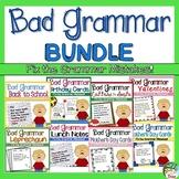 Bad Grammar Bundle