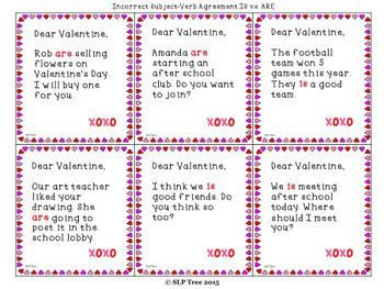 Bad Grammar Valentines