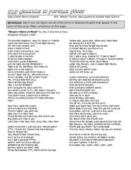 Bad Grammar in Songs_Prepositions